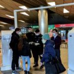 Аэропорт Внуково начал использовать новую технологию досмотра пассажиров