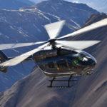 Первый пятилопастный ACH145 в Новой Зеландии